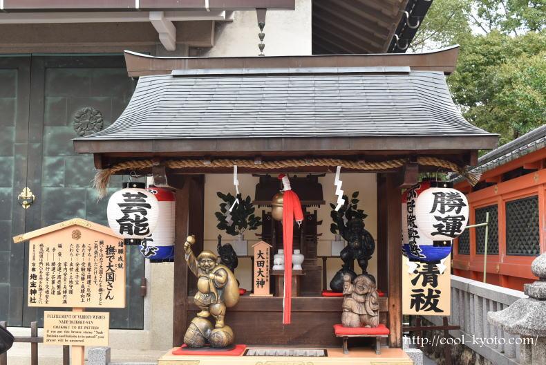 地主神社(じしゅじんじゃ)
