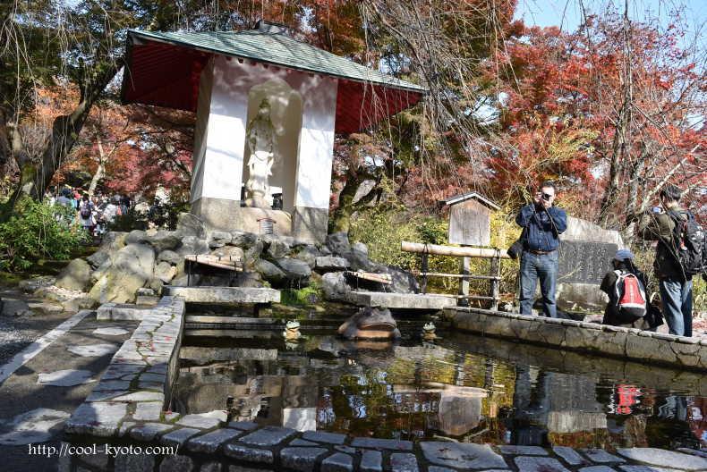 曹源池庭園(そうげんちていえん)天龍寺庭園